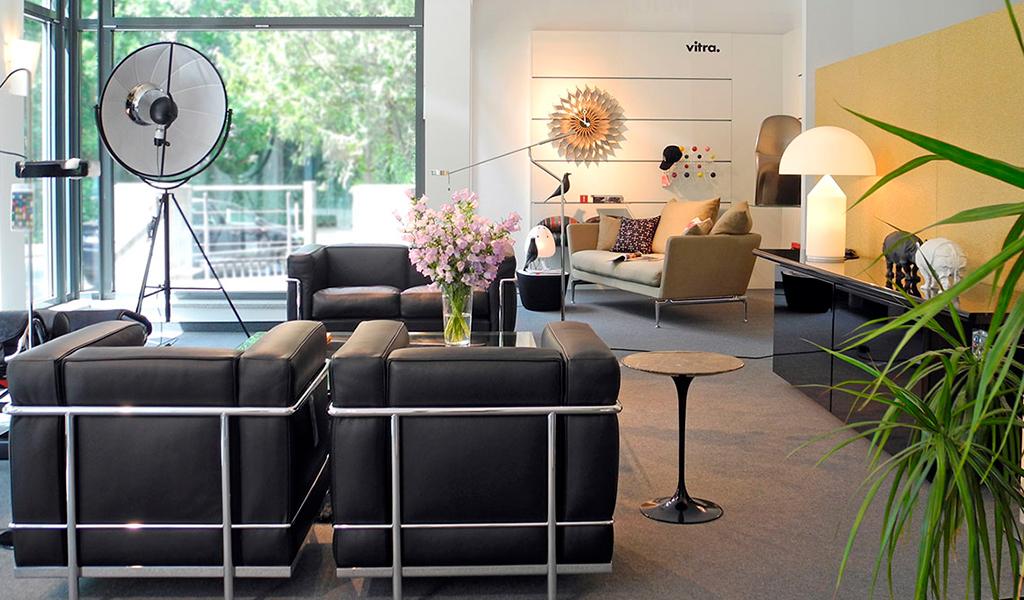 designfunktion photographie EG corbusier Sofas