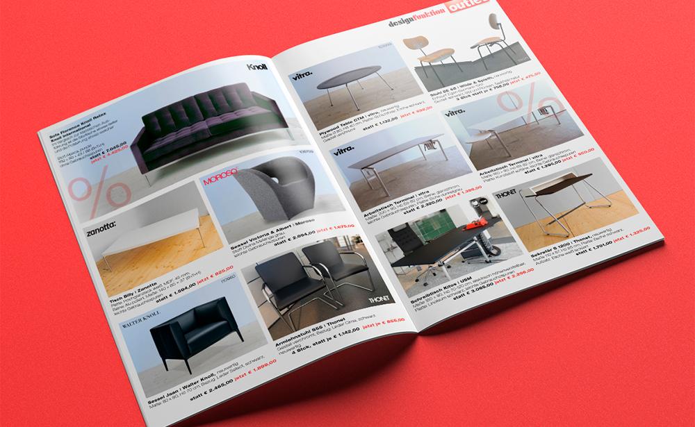 designfunktion printdesign brochure