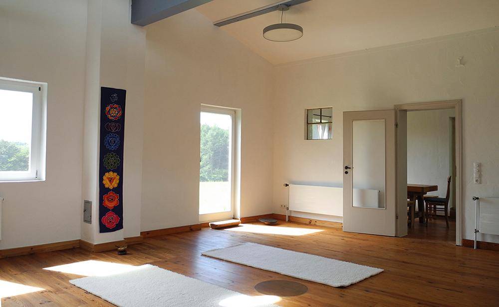 schwarzpappelhof photographie Yogaraum