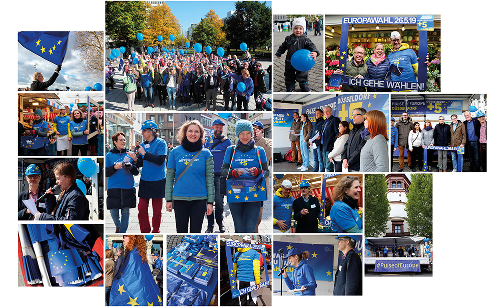 Pulse of Europe Photographie Reportage