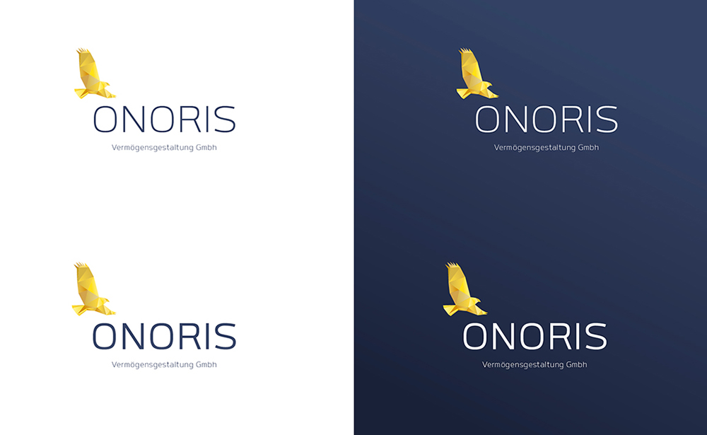 onoris identity logo entwicklung