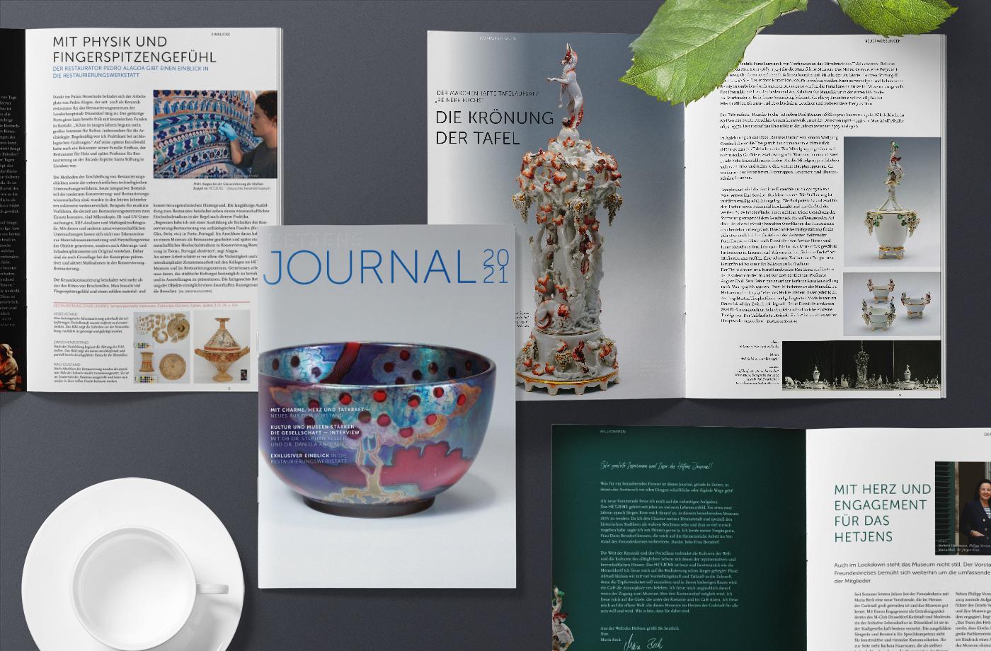 Hetjens Journal 21